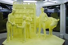 Butter Sculpture - 2015
